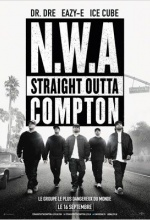 Affiche N.W.A.-Straight Outta Compton