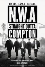 N.W.A.-Straight Outta Compton - Affiche