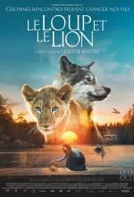 Le Loup et le lion - Affiche