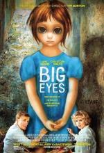 Big Eyes - Affiche