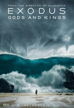 Exodus : Gods and Kings - Affiche