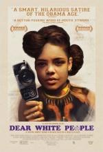 Dear White People - Affiche