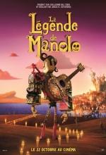 La Légende de Manolo - Affiche