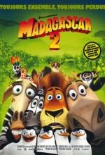 Madagascar 2 : La grande evasion - Affiche