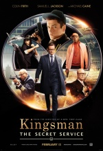Kingsman : Services Secrets - Affiche