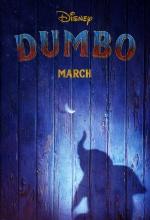 Affiche Dumbo (Tim Burton)