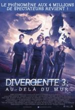 Divergente 3-Au delà du mur - Affiche