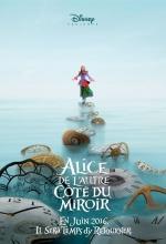Alice de l'autre côté du miroir - Affiche