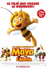 La Grande aventure de Maya l'abeille - Affiche