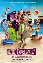 Hôtel Transylvanie 3 : Des vacances monstrueuses - Affiche
