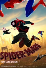 Spider-Man : New Generation - Affiche