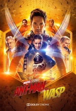 Ant-Man et la guêpe - Affiche