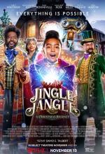 Jingle Jangle : Un Noël Enchanté - Affiche