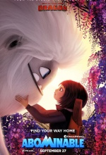 Abominable - Affiche