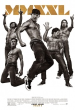 Magic Mike XXL - Affiche