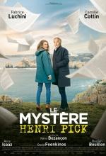 Le mystère Henri Pick - Affiche