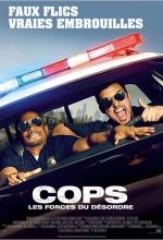 Cops - Les Forces du désordre - Affiche