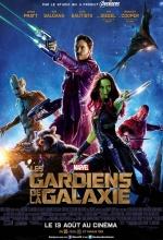 Les Gardiens de la Galaxie - Affiche