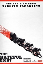 The Hateful Eight - Affiche