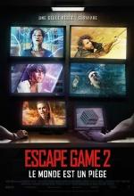 Escape Game 2 : Le monde est un piège - Affiche