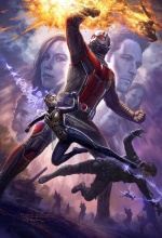 Ant-Man and the Wasp - Affiche