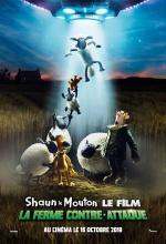 Shaun le Mouton Le Film : La ferme contre-attaque - Affiche