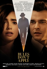 Rules Don't Apply - Affiche