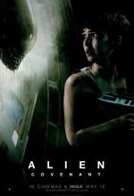 Alien : Covenant - Affiche