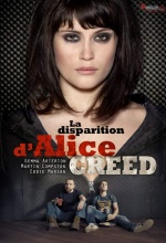 La disparition d'Alice Creed - Affiche
