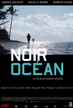 Noir océan  - Affiche