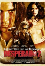 Desperado 2 - Il était une fois au Mexique  - Affiche