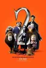La Famille Addams 2 : Une Virée d'Enfer - Affiche