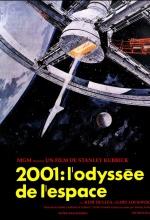2001 : l'odyssée de l'espace - Affiche