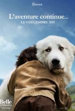 Belle et Sébastien : l'aventure continue - Affiche