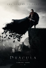 Dracula Untold - Affiche