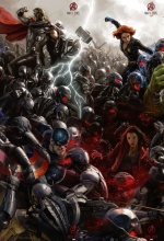 Avengers : Age of Ultron - Affiche