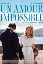 Un amour impossible - Affiche