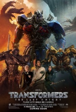 Transformers : The Last Knight - Affiche