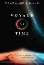 Affiche Voyage of Time - Au fil de la vie