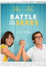 Battle of the Sexes - Affiche