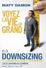 Affiche Downsizing