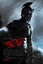 300 : La Naissance d'un Empire - Affiche