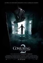 Conjuring 2 : Le cas Enfield - Affiche