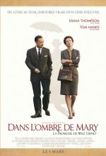 Dans l'ombre de Mary-La promesse de Walt Disney - Affiche