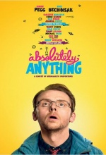 Absolutely Anything - Affiche