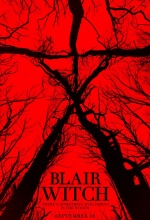 Blair Witch (2016) - Affiche