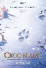 Affiche Croc-Blanc