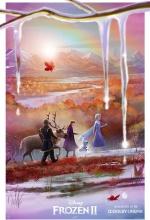 La Reine des Neiges 2 - Affiche