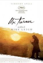 Mr Turner - Affiche