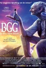 Affiche Le BGG-Le Bon Gros Géant